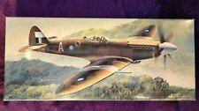 Fujimi 1:72 Spitfire FR Mk.14E Fighter Recon Model Kit #72128 *SEALED IN BAGS*