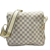 Auth Louis Vuitton Damier Azur Naviglio Crossbody Shoulder Bag N51189 - h26466a
