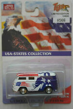 Tiger Wheels VW Bus T1 New York USA Neu/OVP Oldtimer Transporter Limited Edition