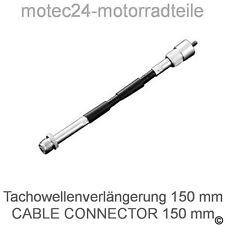 TACHOWELLE VERLÄNGERUNG 150 mm  … Speedometer Tachometer cable connector