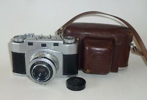 Yunost JUNOST LOMO GOMZ - Rare Soviet 35 mm rangefinder camera for parts