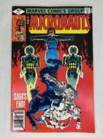 MICRONAUTS #11 Marvel Comics 1979 1st Appearance Time Traveler MCU Disney+