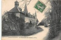 41 . n° 101192 .la chaussee st victor .chateau des roches .