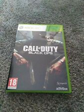 Call of Duty Black Ops Xbox 360 UK PAL