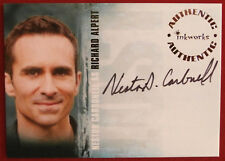 LOST - Season 3 - NESTOR CARBONELL - Richard Alpert - Autograph Card - A-30 2007