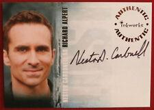LOST - Season 3 - NESTOR CARBONELL - Richard Alpert - Autograph Card - A-30 2007