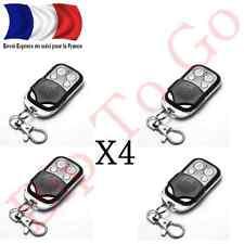 Télécommandes copieuse Universelle X4 portail Garage 4 channel 433 433.92 Mhz