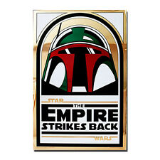 STAR WARS EMPIRE STRIKES BACK Movie Art Silk Poster 13x20 24x36 inch J688