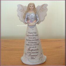 FOOTPRINTS ANGEL HOLDING SEASHELL BY PAVILION ELEMENTS FREE U. S. SHIPPING