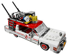 LEGO Ghostbusters - 75828 Ecto-1 Car Only (NO STICKERS)