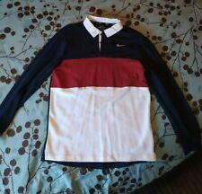 New listing NIKE SB Dri-Fit Rugby Dark Blue Mens Polo Shirt