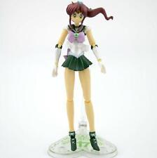 Sailor moon Sailor Jupiter Kino Makoto Anime Manga Figuren Set H:15cm Neu