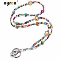 Multi ID Holders Office Working Lanyard Necklace Badge Card Holder Neck Straps p