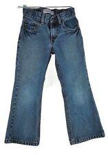 Levi's Girls Jeans Bootcut Size 7 Regular 100% cotton classic levi's 24X20