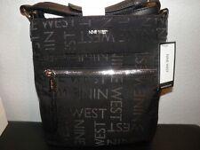 Brand new and authentic  NIne WEst  zenaida crossbody bag