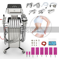 8in1 Radio Frequency Ultrasonic Cavitation RF Vacuum Fat Loss Cellulite Machine