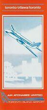 Air Atonabee (Canada) Brochure =
