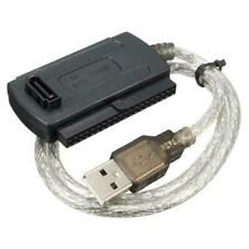 USB TO SATA IDE ADAPTER CABLE 4 DVD-RW CD HARD DRIVE X 1