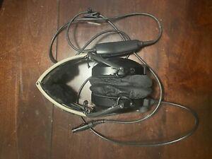 Bose X aviation headset