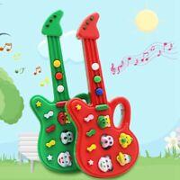 Elektronische Gitarre ToyRhyme Musik Kinder Baby Kinder Kinderreime tBUKA eNwrg