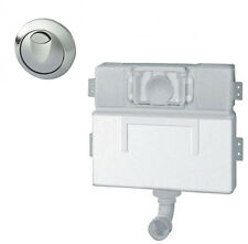 GROHE EAU2 CONCEALED HIDDEN TOILET CISTERN 38691 DUAL FLUSH AIR PUSH BUTTON