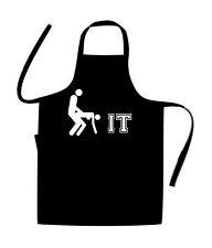 F*** It / RUDE / SEX /  NOVLTY cooks / Chefs Apron / BIRTHDAY / BBQ / HOLIDAY