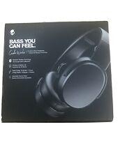 Skullcandy S6CRW-K591 Wireless Over-Ear Headphone - Black
