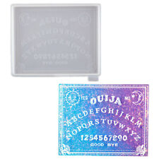 Silicone Ouija Boards Crafts Making Diy Moulds Resin Portable Resin Epoxy Molds