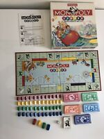 Monopoly Junior Vintage by Waddingtons 1996 edition 100% complete