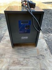 NEW GNB EHY24M120 Industrial Battery Charger, 24V 120A, 625-750 AH, 208/240/480