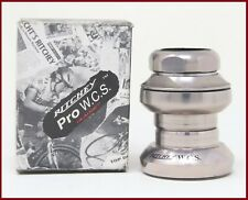 "NOS RITCHEY PRO WCS HEADSET LOGIC MTB 1"" INCH THREADED VINTAGE P-20 P-21 P-22"