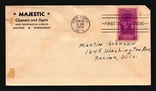 US SC# 854 FDC / Commerical Cover  - L4574