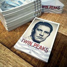 Twin Peaks Card Art (25 Star Pics ) Portraits 10x15 cm, Ed. limited 100 signed!