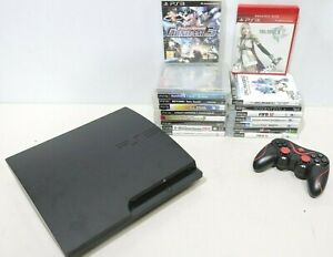 Sony PlayStation 3 PS3 Console With 18 Games & 1 x Controller - 232