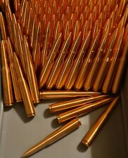 More details for solid .999 copper shaped into 50 cal bmg cartridge  - copper bullion