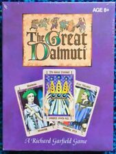 Vintage 1995 THE GREAT DALMUTI Card Game Cards Deck Garfield SEALED/BRAND NEW!