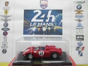 1/43 Winner 24 h du Mans 1963 Ferrari 250 P #21 Scarfiotti-Bandini Ixo/Altaya
