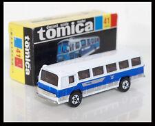 TOMICA BLACK BOX #41 MITSUBISHI FUSO BUS 1/156 TOMY DIECAST CAR