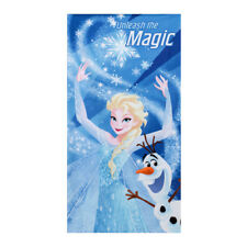 Telo mare Frozen Magic Elsa Disney 70x140 cm S334