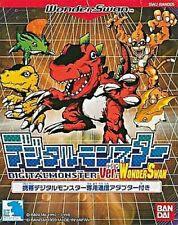 Digital Monster Ver. WonderSwan WonderSwan Japan Version