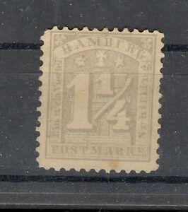 HAMBURG-GERMANY-MH, STAMP-Mi.No.12-1864.