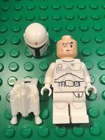 LEGO® Star Wars™ Figur Boba Fett Weiß - Limited Edition