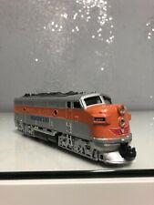 "Western Line 1895 Pull Back Die Cast 7"" Train Engine Shing Fat Huiyang"