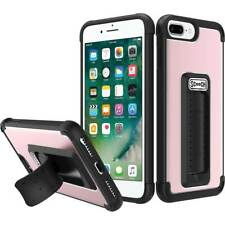 Scooch Wingman Grip Mount Kick Protect Case Rose Gold  5-in-1 iPhone 8+ 7+ 6S+