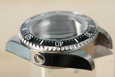 44mm SD watch case bracelet set for ETA 2836-2 movement NEW
