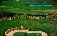 Postcard The Asbury Methodist Home, Gaithersburg, MD