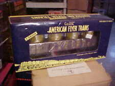 American Flyer,# 48549-Up Gondola With Canisters