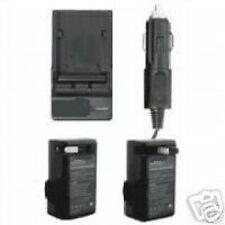 Charger for Sony DCR-SR40E DCR-SR60E DCR-SR80E DCR-HC36E DCR-HC39 DCR-HC39E