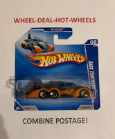 Hot Wheels (2009) FAST FORTRESS - HW DESIGNS - Rare!