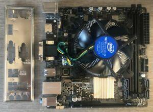 ASUS H110I-PLUS Motherboard with heatsink Mini-ITX DDR4 PCI Ex 3.0 6th 7th Gen